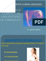DIAGNOSTICO CLINICO Y DE LABORATORIO DE EMBARAZO juan.pptx