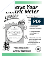 Reverse Your Electric Meter, Legally  (preview)