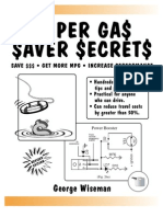 Super Gas Saver Secrets  (preview)