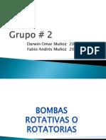 Presentacion de Bombas Rotativas