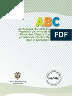 Cartilla ABC Inspección de Carnes