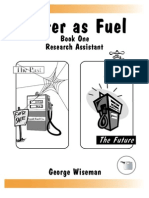Water As Fuel, Book 1  (preview)