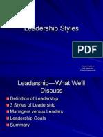 Leadership Styles (2)
