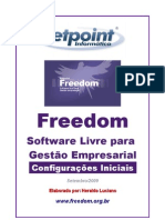 82454348 Freedom ERP Configuracoes Iniciais
