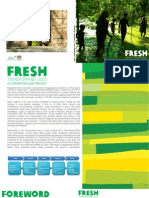 FRESH-TRANSFORMING LIVES-A CONSORTIUM LED PROJECT