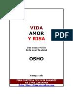 Osho - Vida Amor Y Risa.pdf