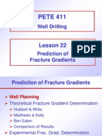 Tech Drilling FractureGrad