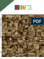 40 Years of Bangladesh, 40 Years in Bangladesh