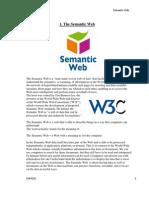 Semantic Web Final