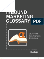 The Ultimate Inbound Marketing Glossary. Dic. 2011