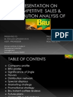 analysis of BRU