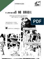 Ludwig Schwennhagen - Fenicios No Brasil - Antiga Historia Do Brasil -De 1100 aC a 1500 dC - Parte 1