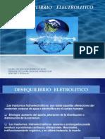 DESEQUILIBRIO HIDROELECTROLITICO TAREA 1