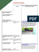 Tableau Revue de Presse 11au15mars