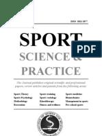 SPORT - Science & Practice - Vol2 No4