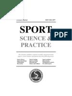 SPORT - Science & Practice - Vol. 1 No 1