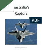 Australia's Raptors