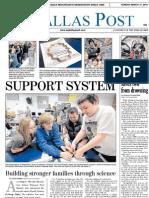The Dallas Post 03-17-2013