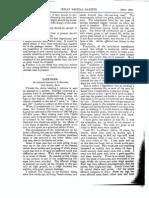 Lathyrism India Hendley 1893