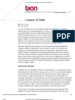The 6 Layers of Data - Information Management Magazine Article