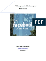 MT5007 - The Facebook Case Study
