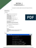 Mcsl 17 c Lab Manual