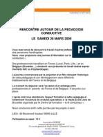 Rencontre Lille 28032009