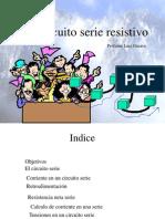 Circuito Serie - Guerra, Luis