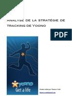 Analyse de La Stratégie de Tracking de Yoono