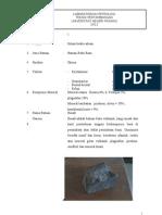 Tugas 1_Deskripsi Batuan Beku - Rara