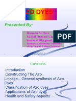 Azo Dyes