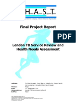 P263 PHAST London TB Project Final Report I