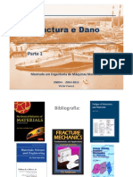 Fractura e Dano MEMM Parte1 2011