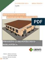 130558231 Projeto Luminotecnico Biblioteca