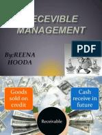 Receivables Management Ppt