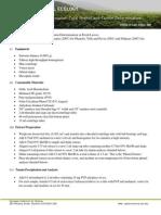 CSP Protocol Phenols Tannins Analysis