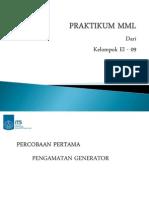 Praktikum Mml