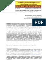 O USO DO TEXTO ESCRITO NA ELABORAÇÃO DO MATERIAL DIDÁTICO DO CESB (CURSO DE ESPANHOL BÁSICO A DISTÂNCIA) NA UFS.pdf