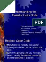 Understanding the Resistor Color Code