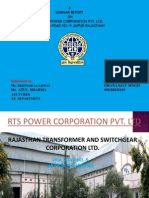 ppt on transformer manufacturing