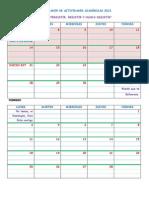 Cronograma General 2013 Ie Eva Riascos