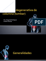 Sindrome de Dolor Lumbar Final