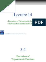 STK1143 14 Derivative