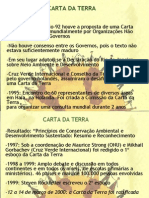 Carta da Terra Historia - Leonardo Boff