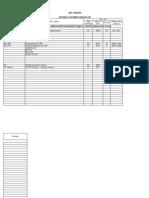 ISO-External Document Master List