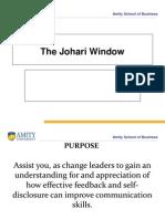 3ee30The Johari Window