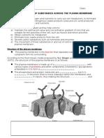 Biology F4 Teaching Module