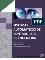 Sistemas Automáticos de Control Clase 1A