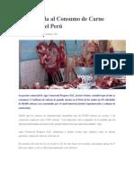 Una Mirada al Consumo de Carne Bovina en el Perú