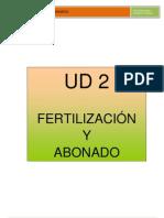 Fertilizacion y Abonado